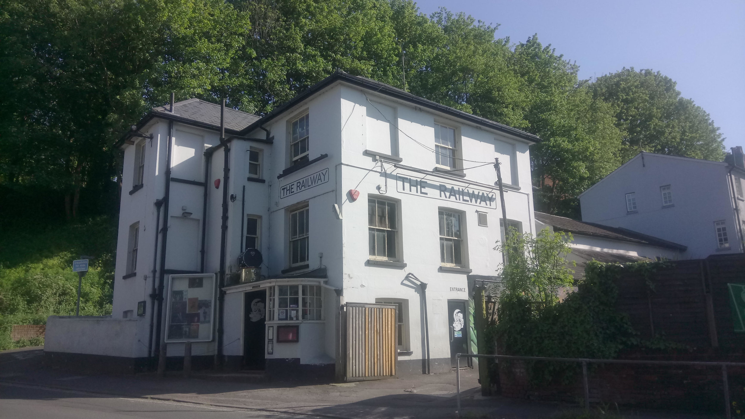 The Railway Inn Winchester