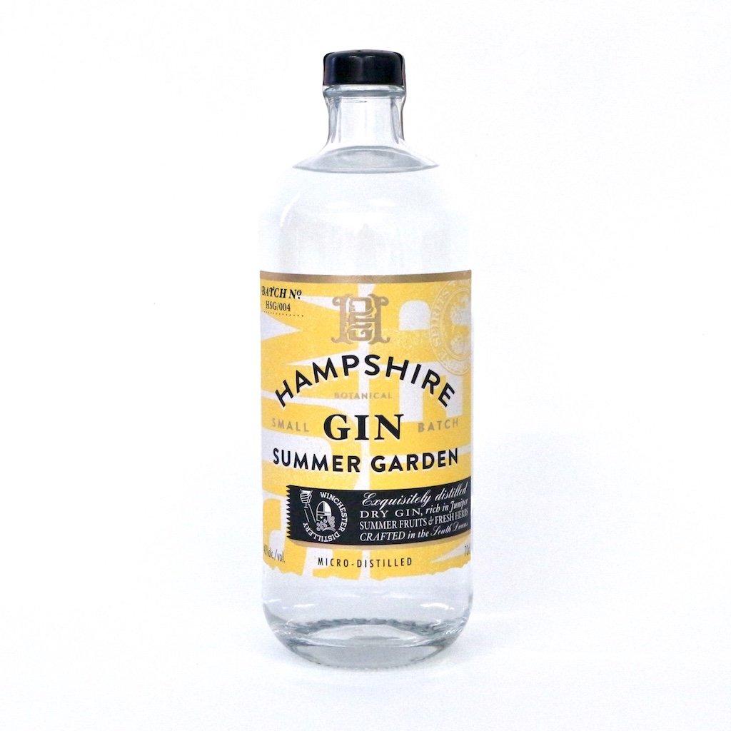 Summer Garden special edition gin from Winchester Distillery