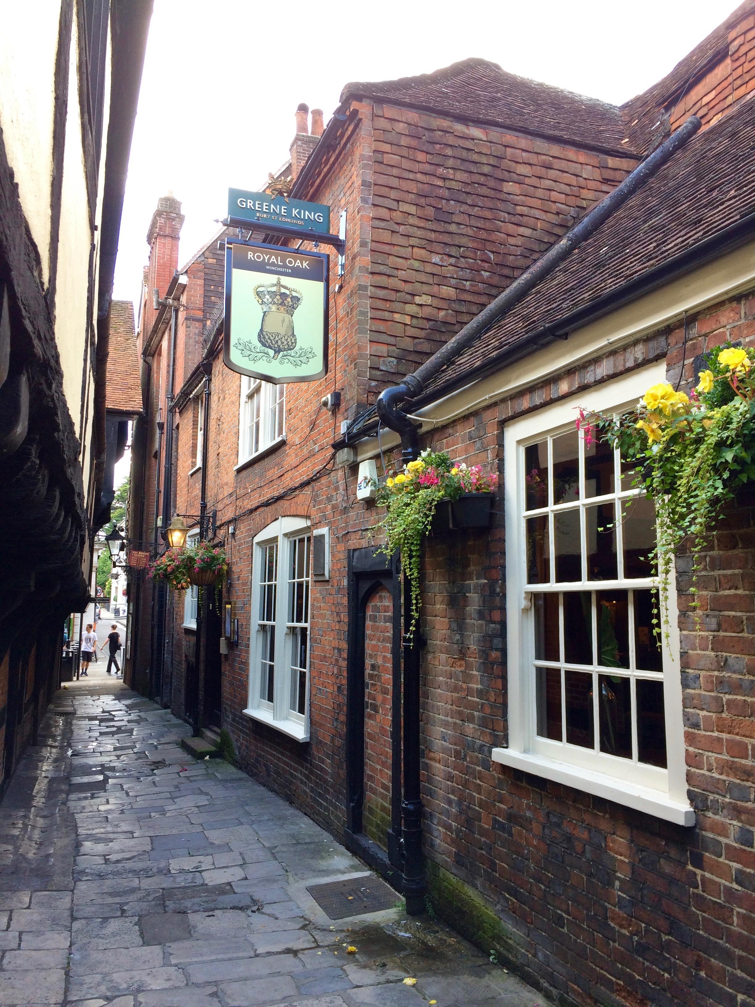 The Royal Oak, Winchester