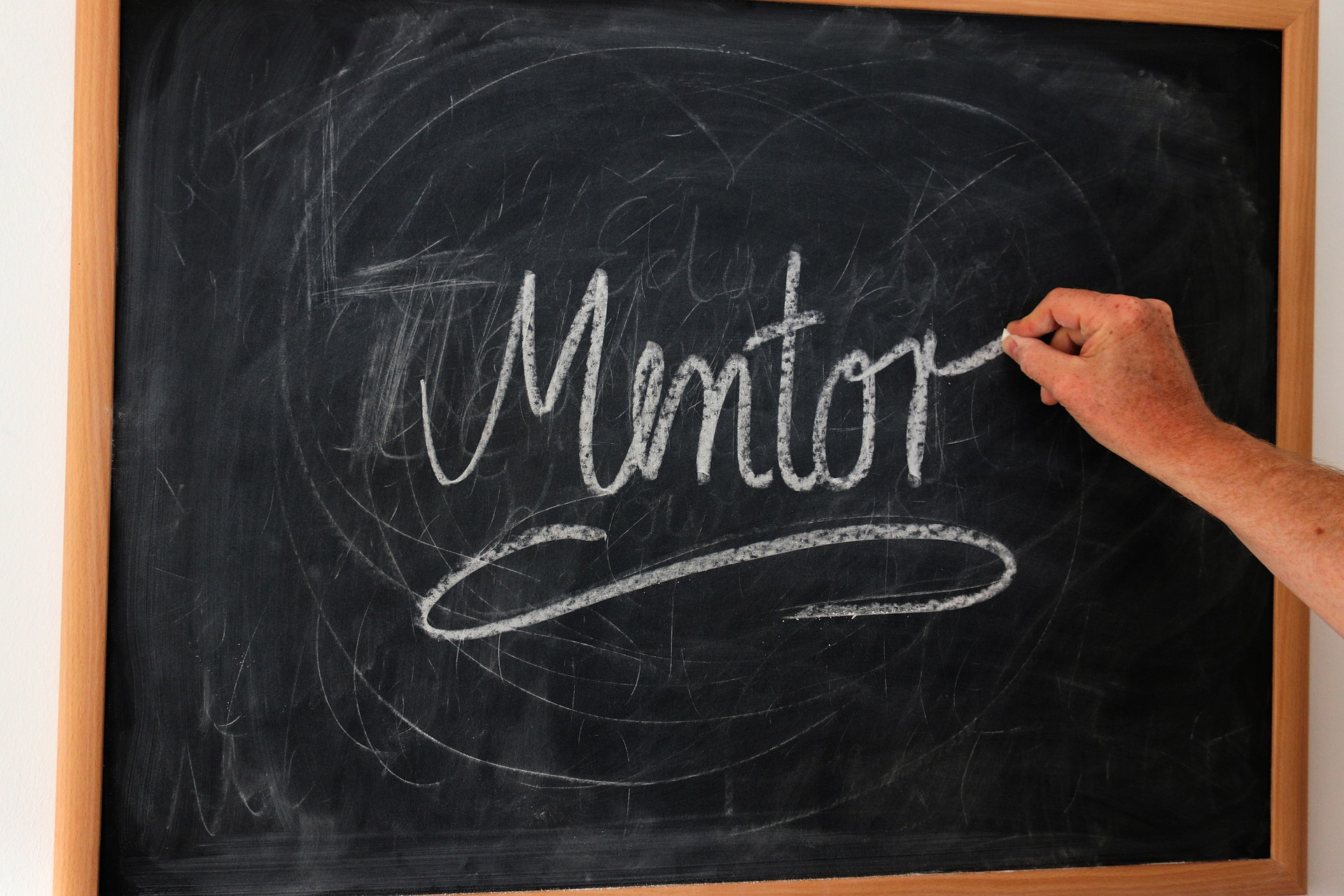 Could mentors help young people overcome their problems?