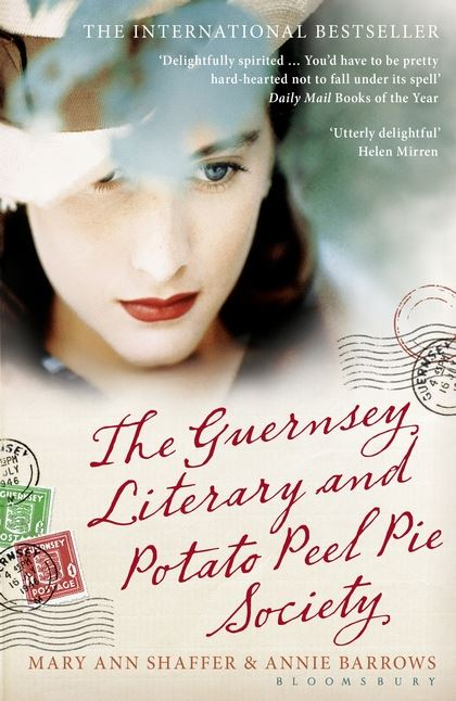 For those who came here looking for the Guernsey Literary and Potato Peel Pie Society -