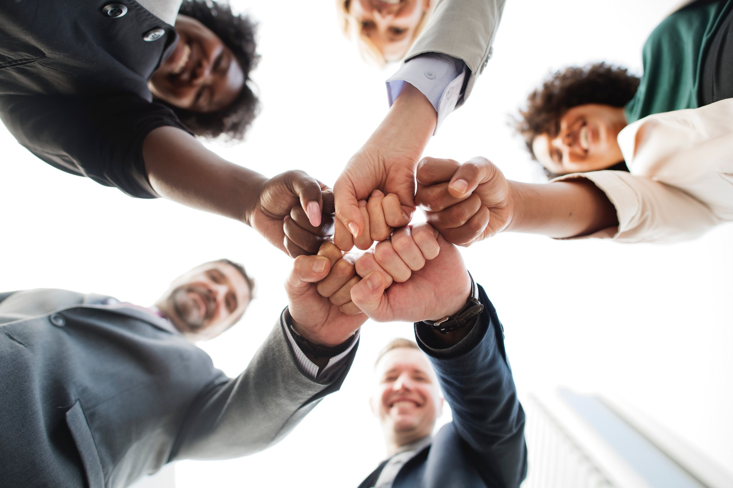 """We Put """"Organize"""" in   Organizational Development    Let us show you how!"""