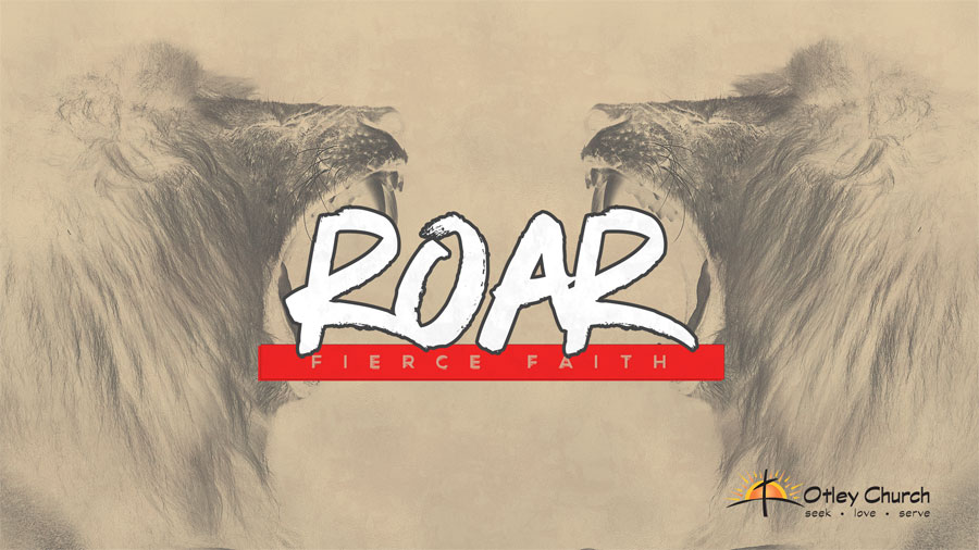 Roar Fierce Faith