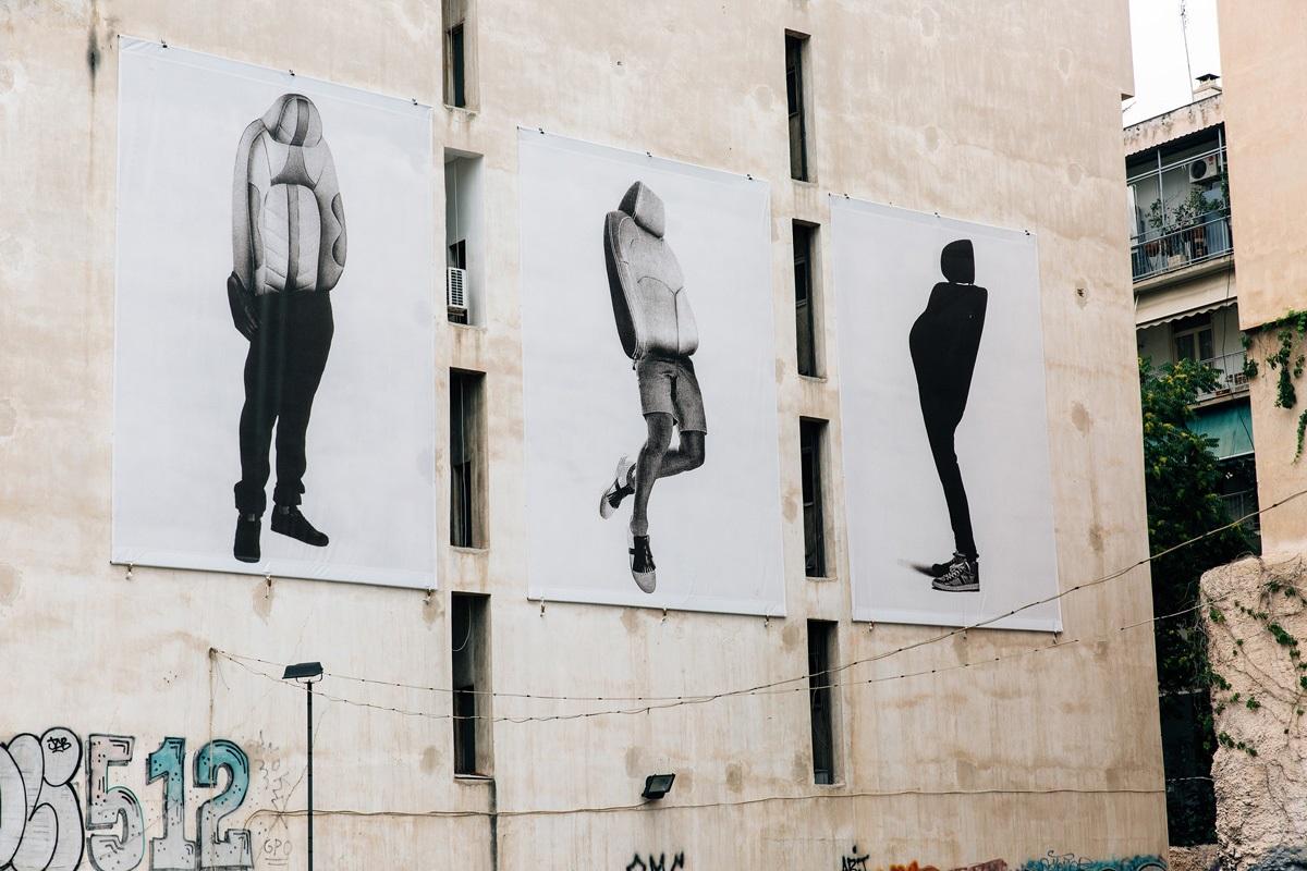 Jeremy Hutchison - Movables, 2017, Fondazione Prada Athens
