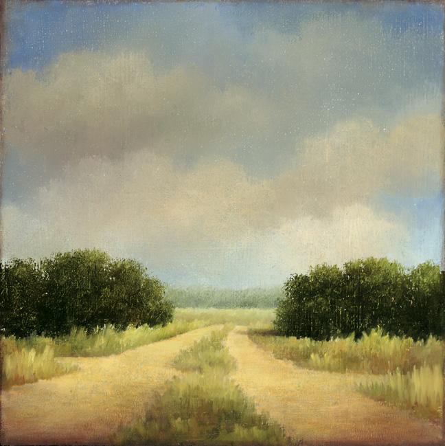 Farm Path, August