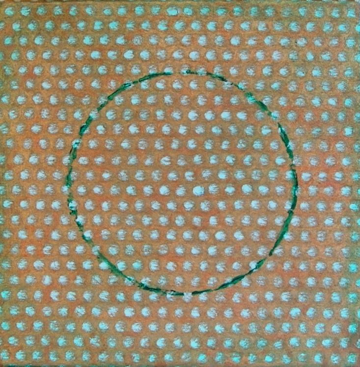 Copper Pattern & Patina