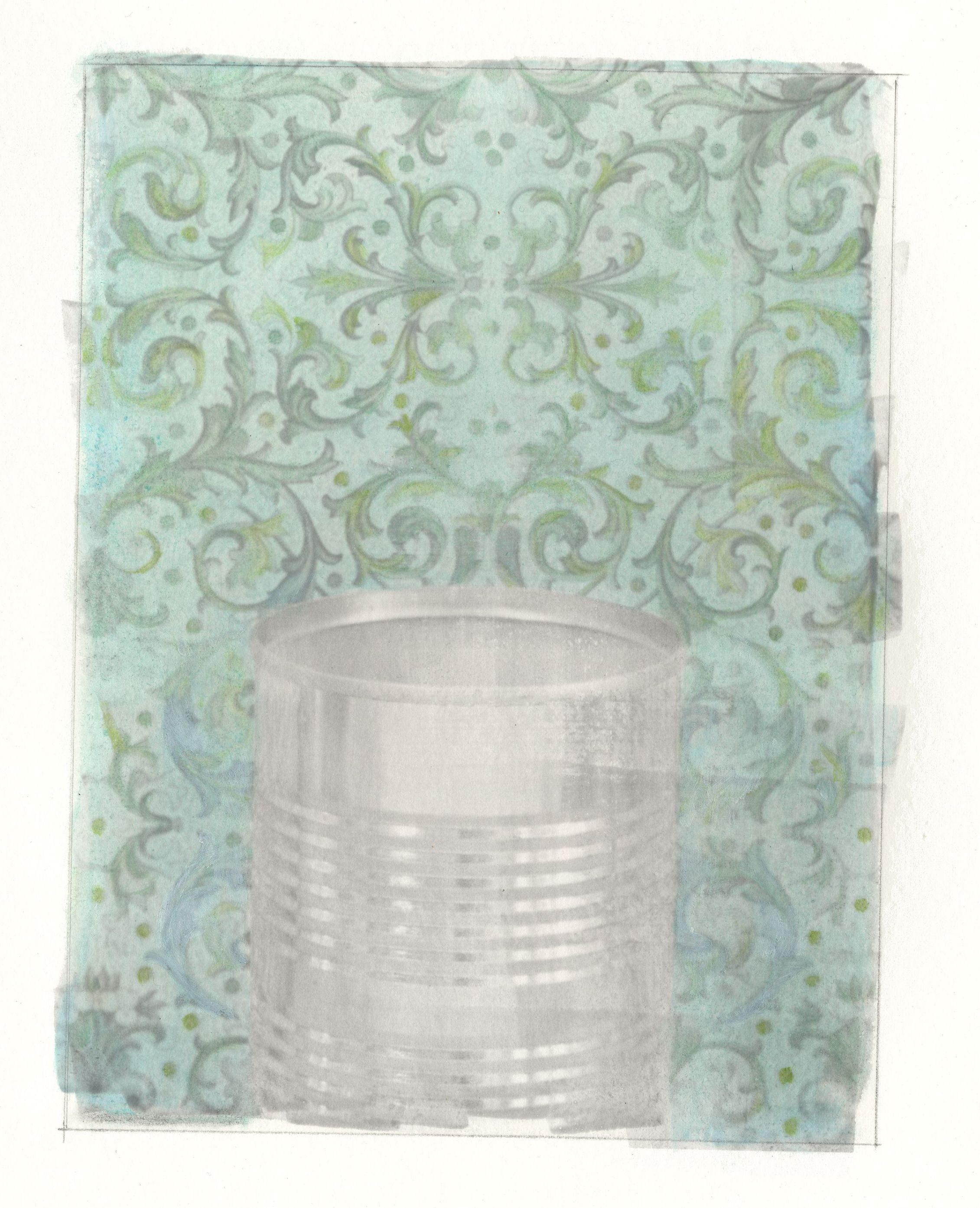 Tin Can and Pattern