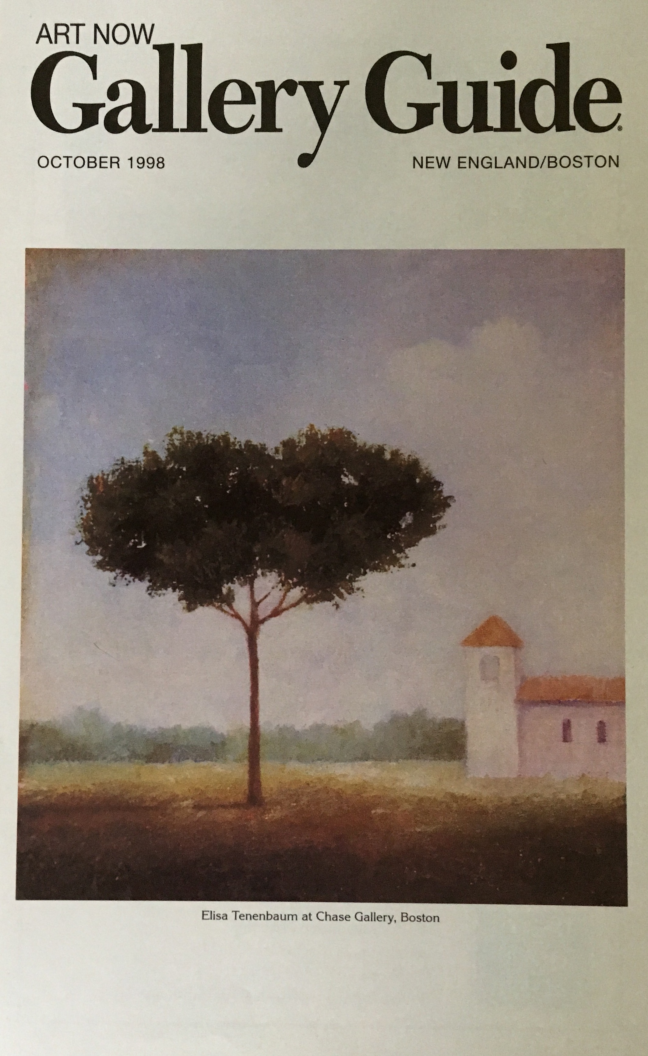 Gallery Guide Magazine