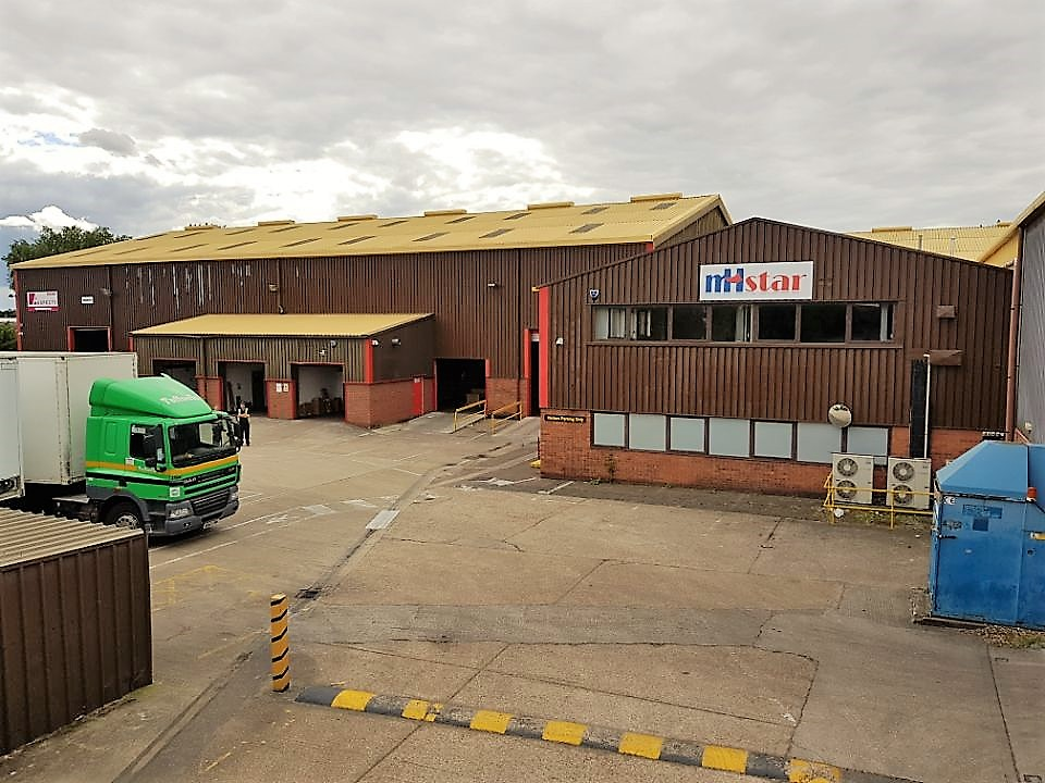 Cambridgeshire- Storage & Processing Facility