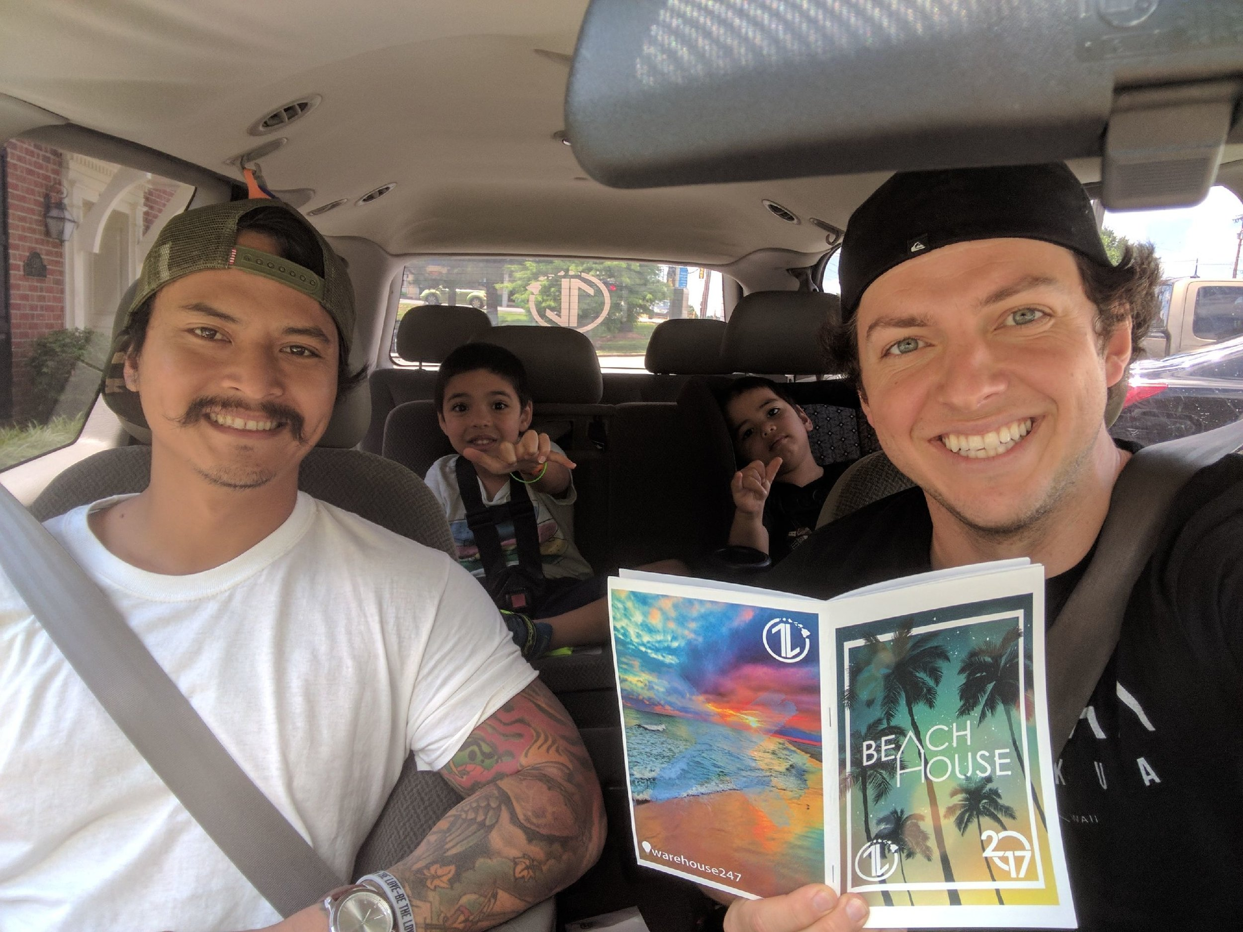 Special thanks to Jonathan Glisson, Sam Peralta, Jonavan Asato, Cole & Rikki Permenter, and all who contributed to this 1L Devotional Curriculum to make it a reality!