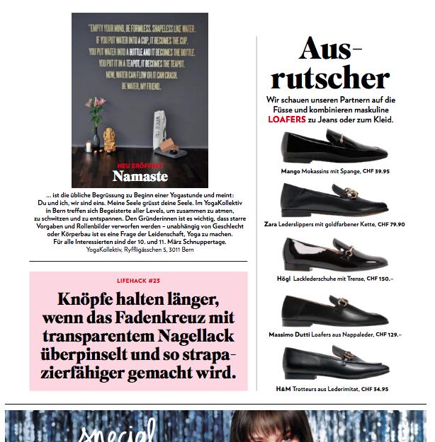 Schweizer Illustrierte März 2018 -