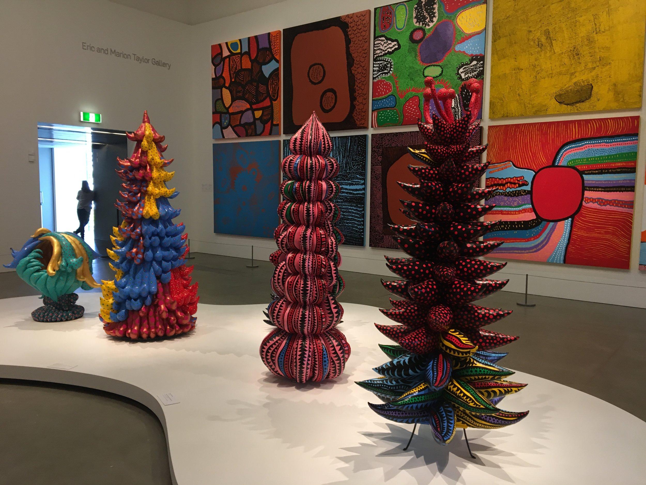 australia-brisbane-travel-GOMA-yayoi-kusama-exhibition-6.JPG