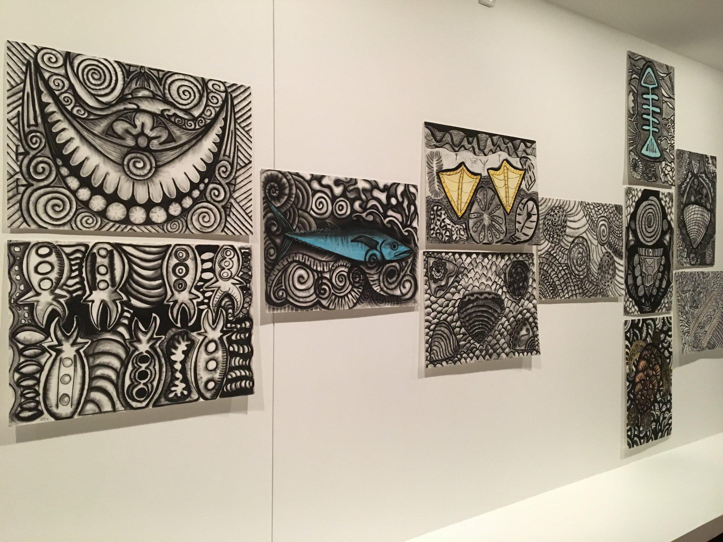australia-brisbane-travel-GOMA-exhibition.JPG
