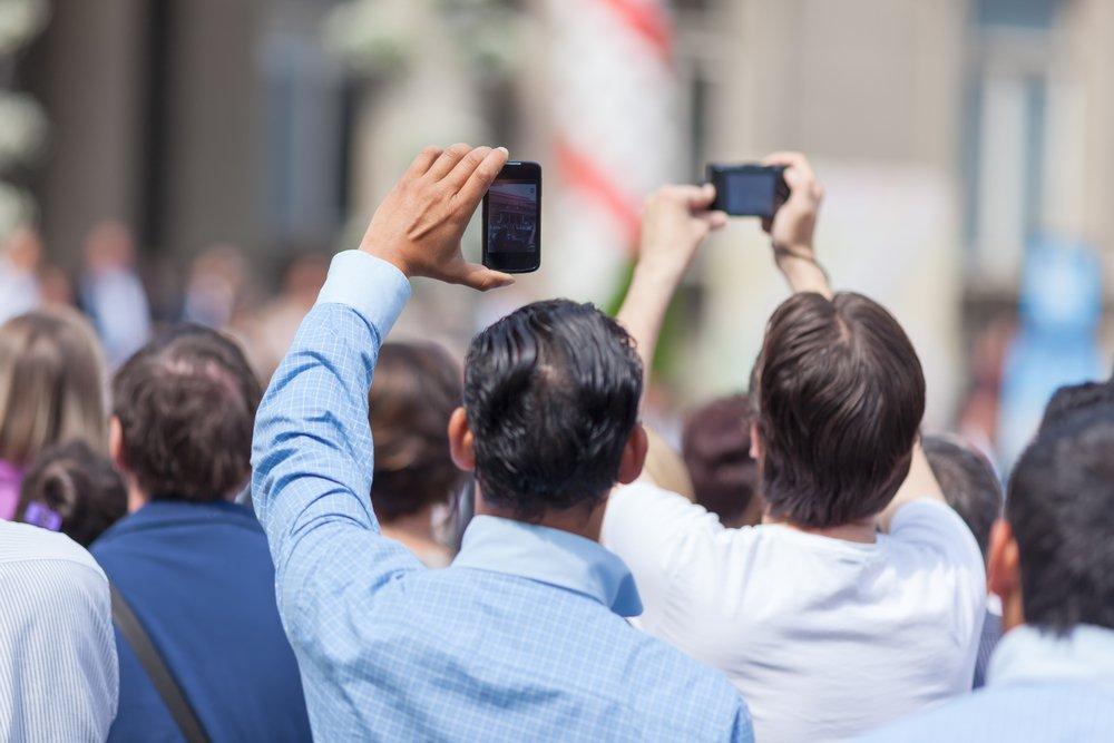 Event app technology