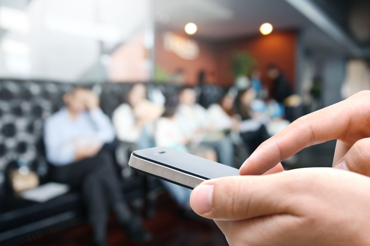 event tech social interaction