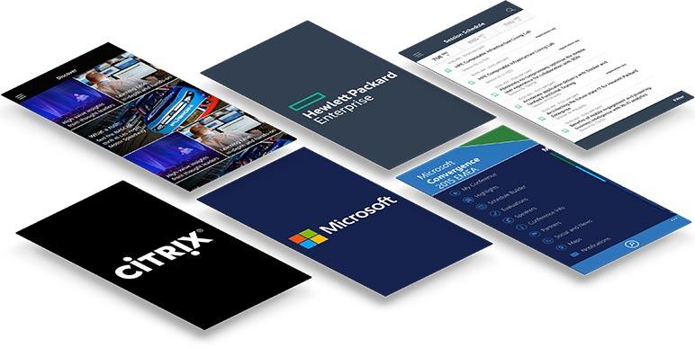 enterprise event apps