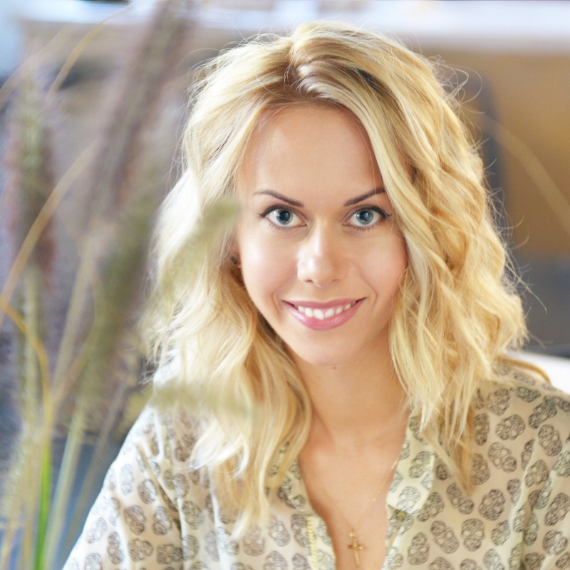 Zhanna Babchuk , Founder @  Poshare , runner-up in 2017's competition