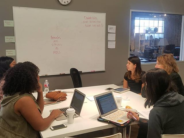 Read that board! #truth  #startherenow #startups #opportunity #design #womenentrepreneurs #htx #eado