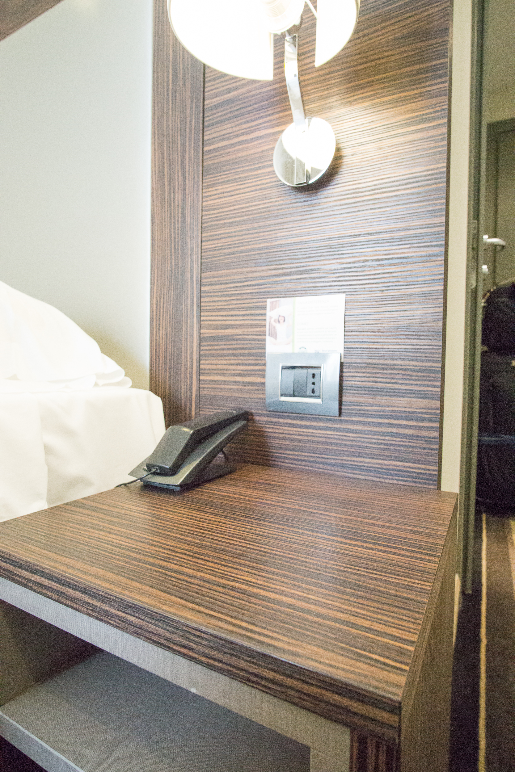 Durable Hotel Surfaces