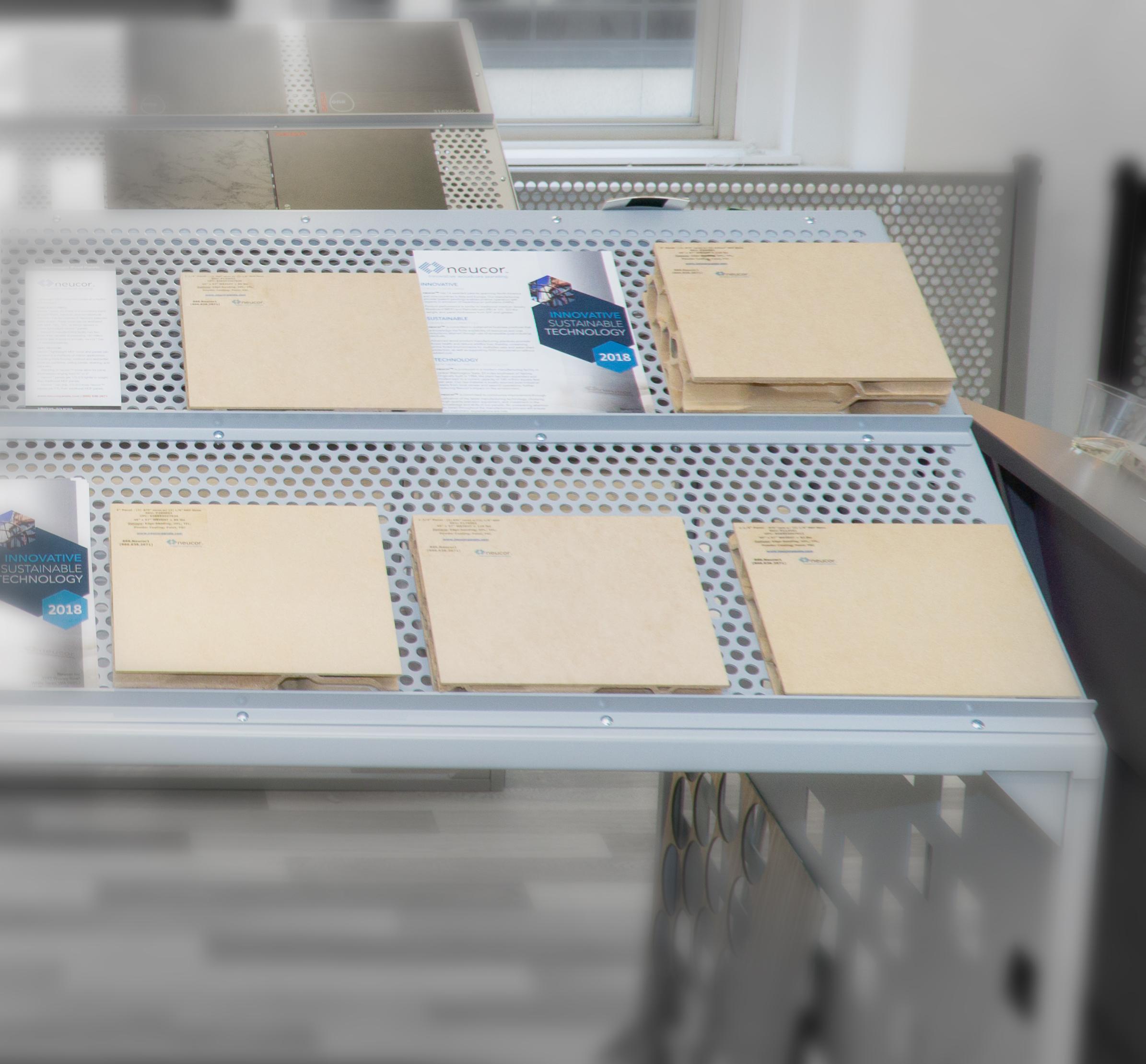 Neucor lightweight panels
