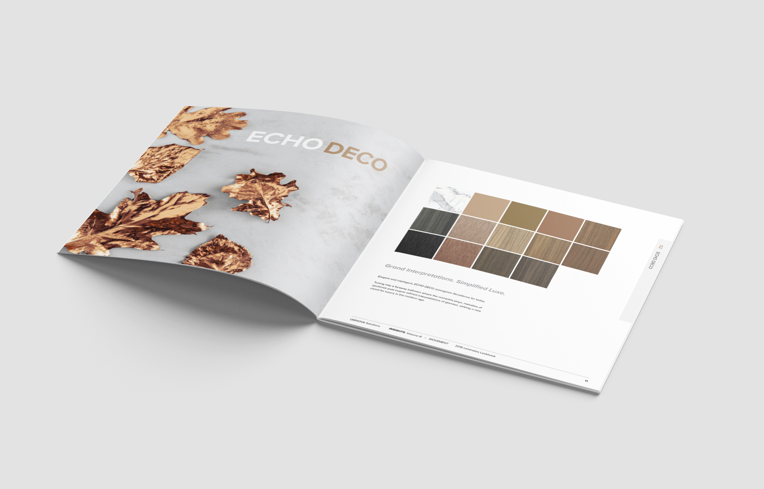 Click the image to see the echo collection.