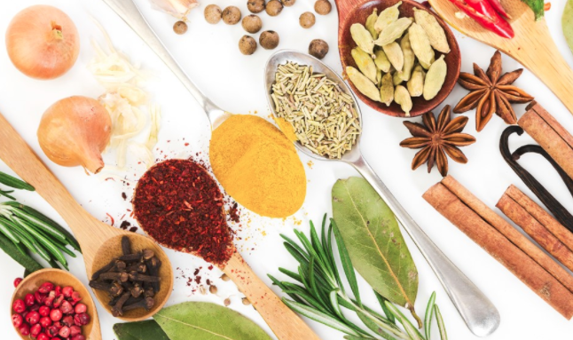 Terpenes can also be found in common herbs, fruits and plants.