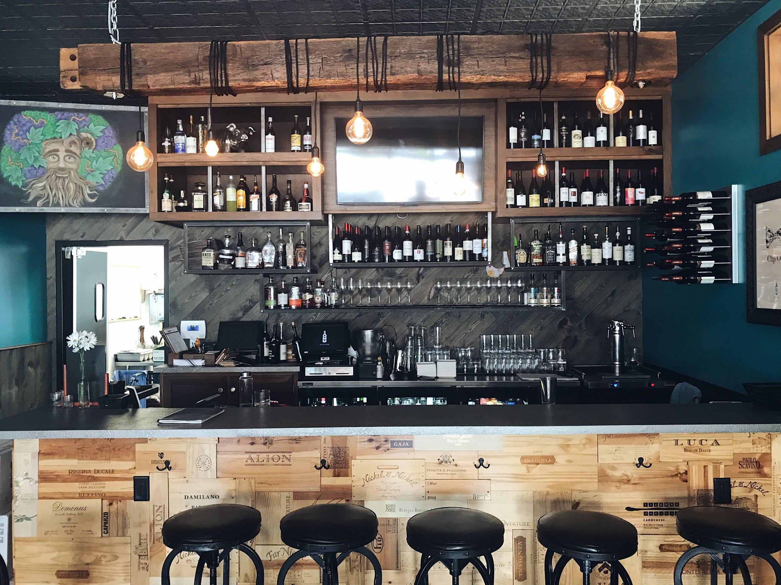 somm wine bar -