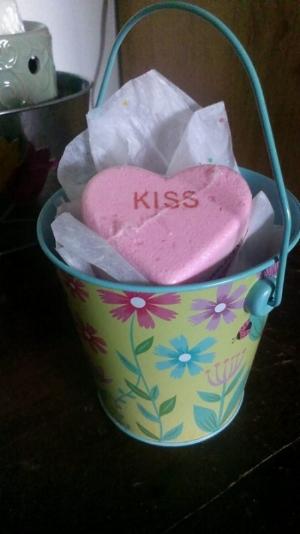 "Tara Olsen's ""Plant a Kiss"""