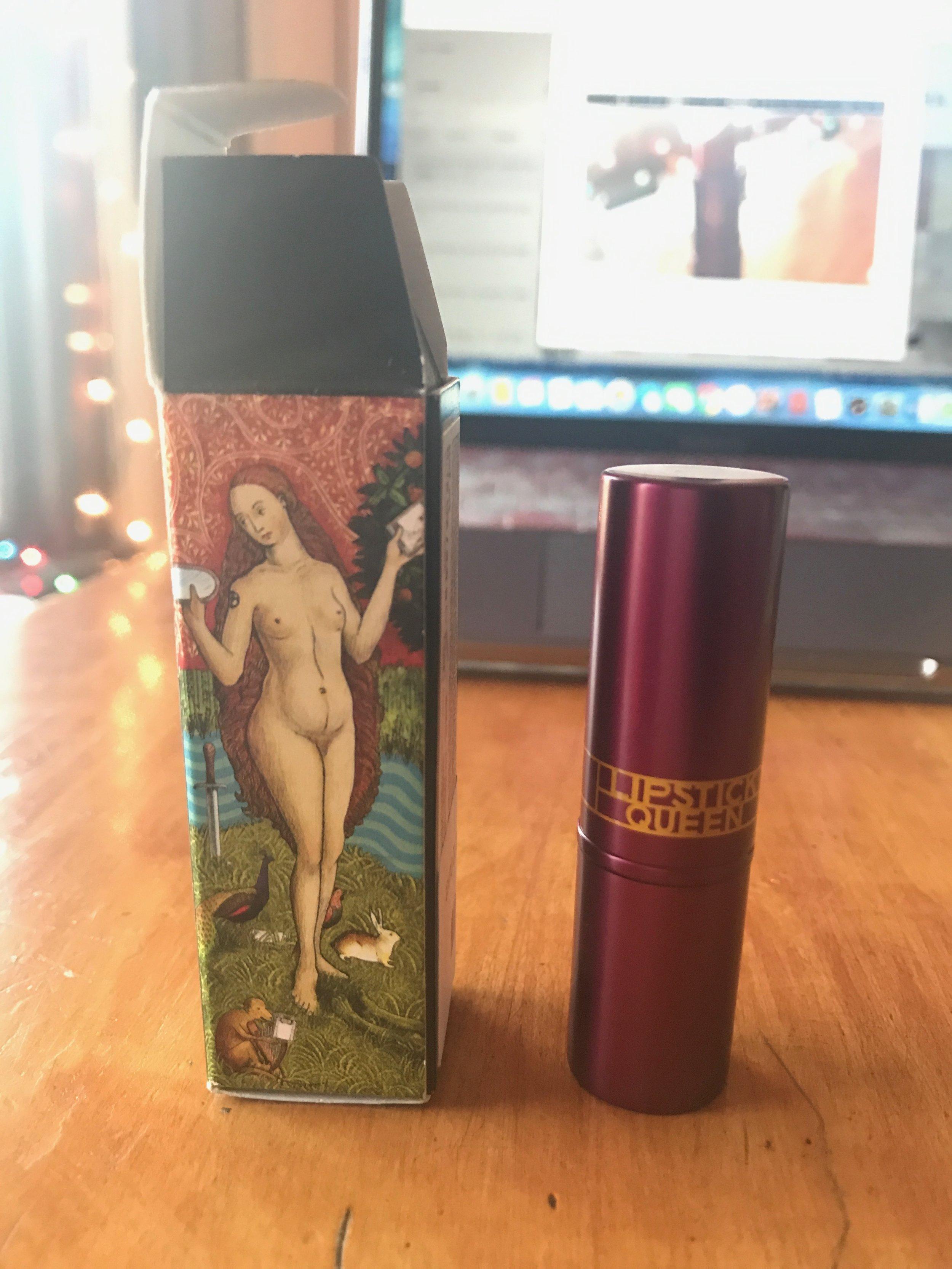 Whoo-hoo! Nudie packaging!👀