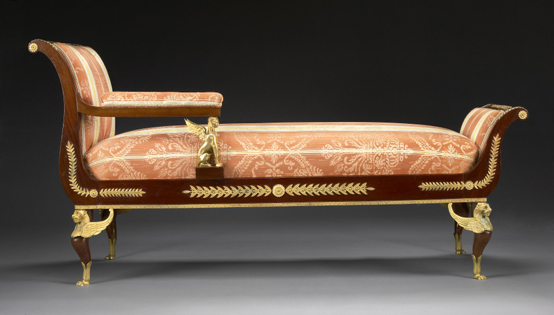 Roman Empire Chaise