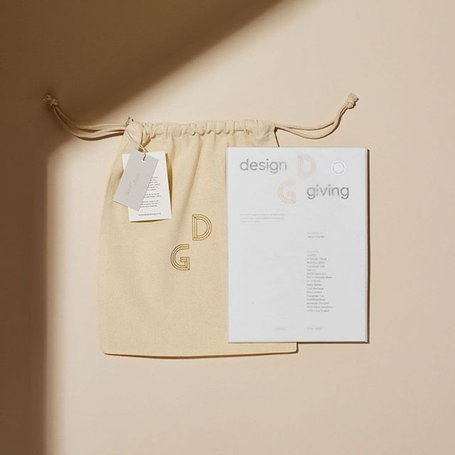 🚀⠀ ⠀ Launched online today, our newly streamlined gift-giving packaging. ⠀ ⠀ 〰️ Design Giving publication, thoughtfully made in the UK using recycled, FSC and sustainable materials, Issue One is available to buy online, in a limited edition of 500; gift wrapped in recycled tissue paper with a 100% cotton drawstring bag ⠀ ⠀ 〰️ Dedicated to supporting independent designers and makers, we are proud to showcase 16 well-crafted products that inspire creativity, improve people's lives and are kinder to the planet.⠀ ⠀ 〰️ Huge thanks to local independent photographer @_laura.hutchinson who we worked closely with, to producing our new product photography, and we couldn't be happier with the results!