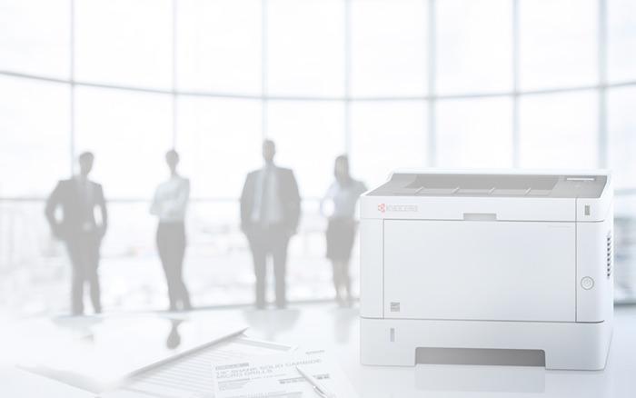 Drucker-Dienstleistungen - Kyocera, HP, MFP - bitte was? jaka bringt Licht ins Dunkel.