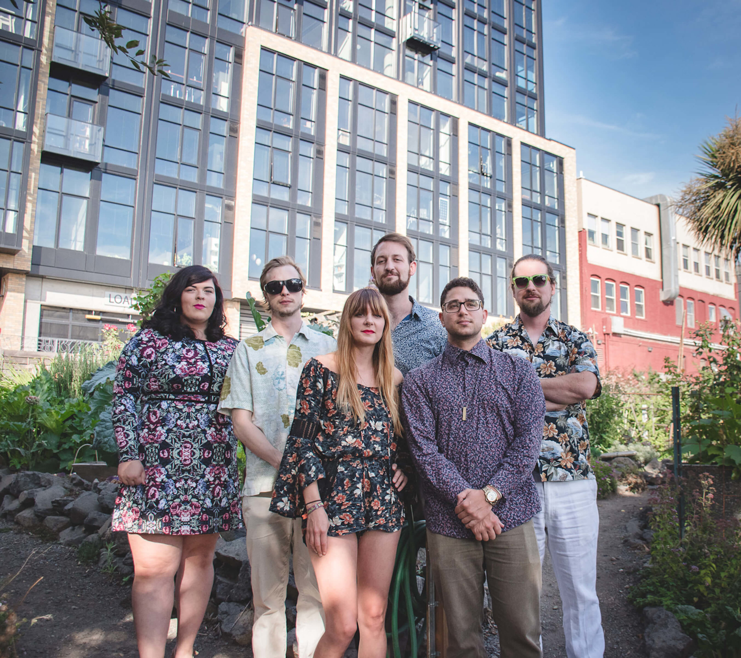 Bad News BotanistsA Botany inspired band.Of course they had to be featured onPlants Go Global. -