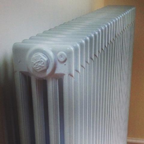 Classic cast-iron Radiator 4 column