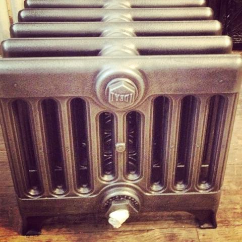 Box / Low Radiator