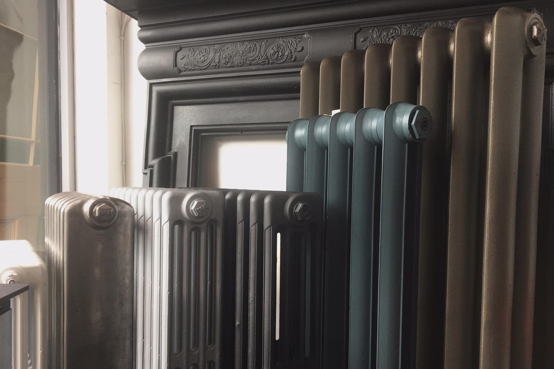 cast-iron-feature-radiators-Peckham-South-London