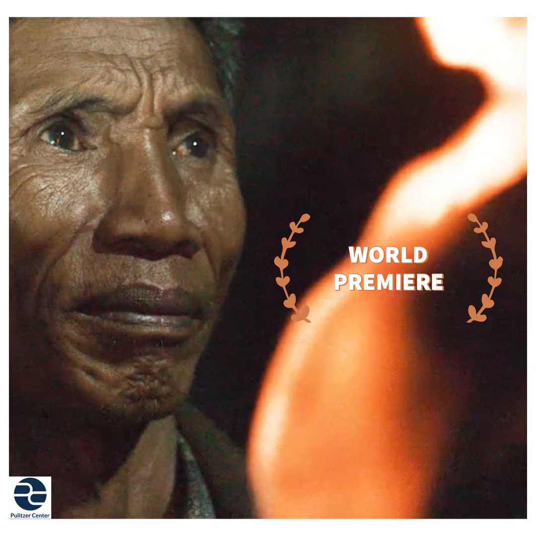 WORLD PREMIERE ANNOUNCEMENT - Finally, the moment everyone has been waiting for! The world premiere of This Little Land of Mines will be in Washington, D.C. co-hosted by the Pulitzer Center on July 18th at 7pm.
