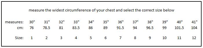 womens sizes spra and vest.JPG