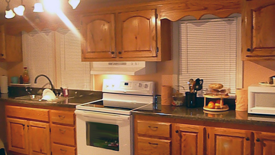 Refresh - New cabinets and countertops.