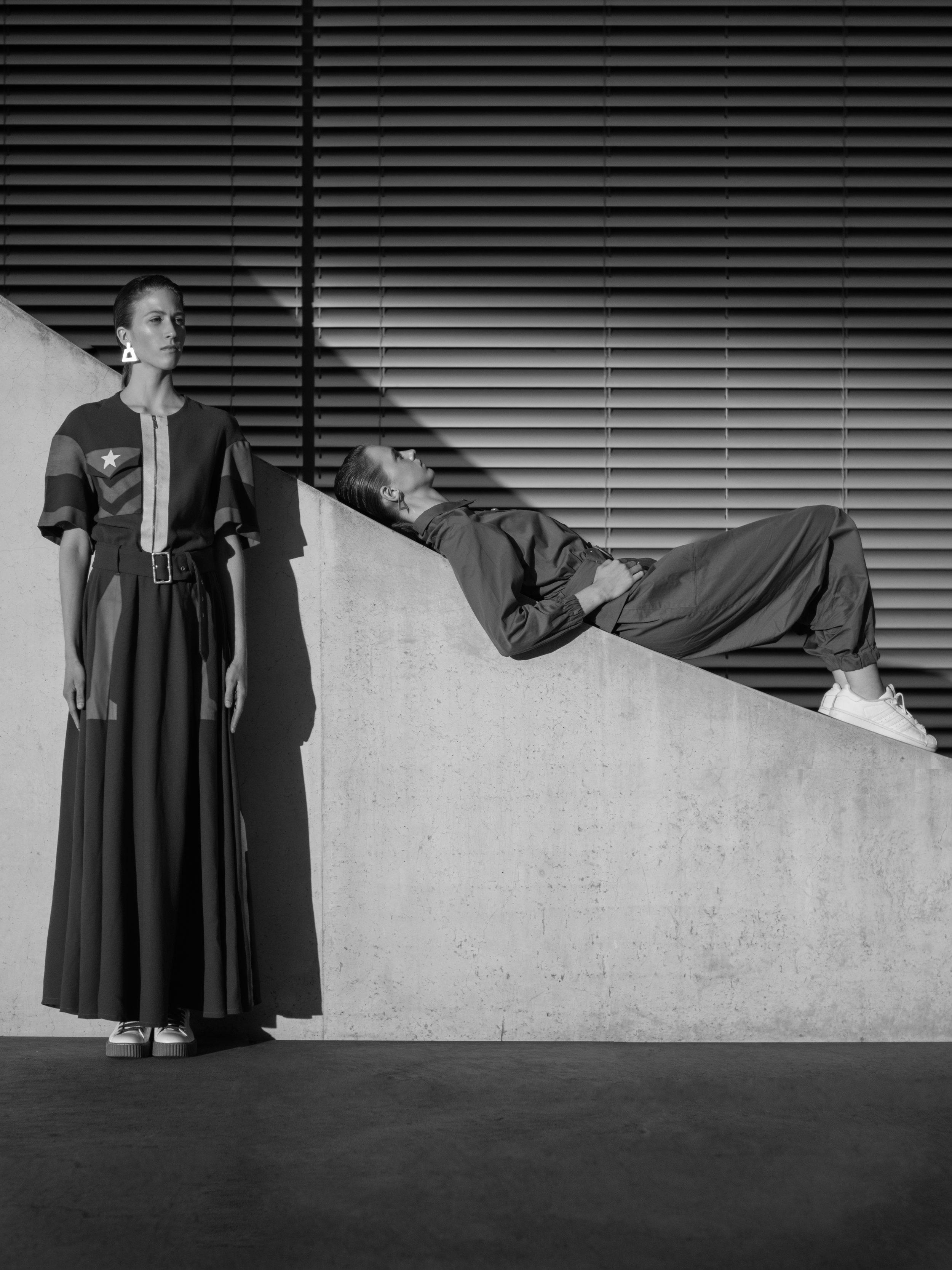Kemara Pol, Marie Zue, Mirrrs Models, Supreme Management Paris, Portrait, Litichevskaya