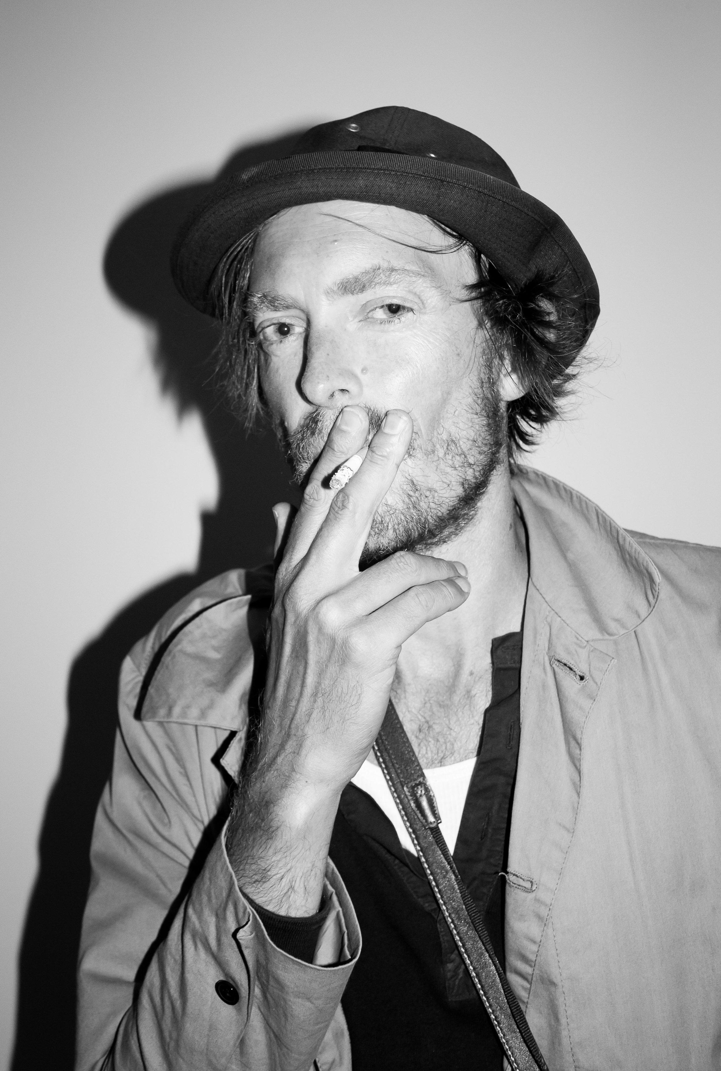 Henrik Vibskov by Kemara Pol at Copenhagen Fashion Week, Portrait, Denmark, Agency, Black and White, Editorial, Lookbook