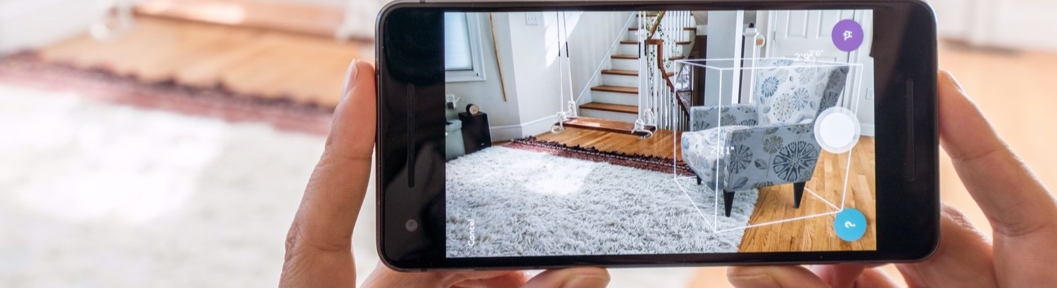 Wayfair's Augmented Reality App