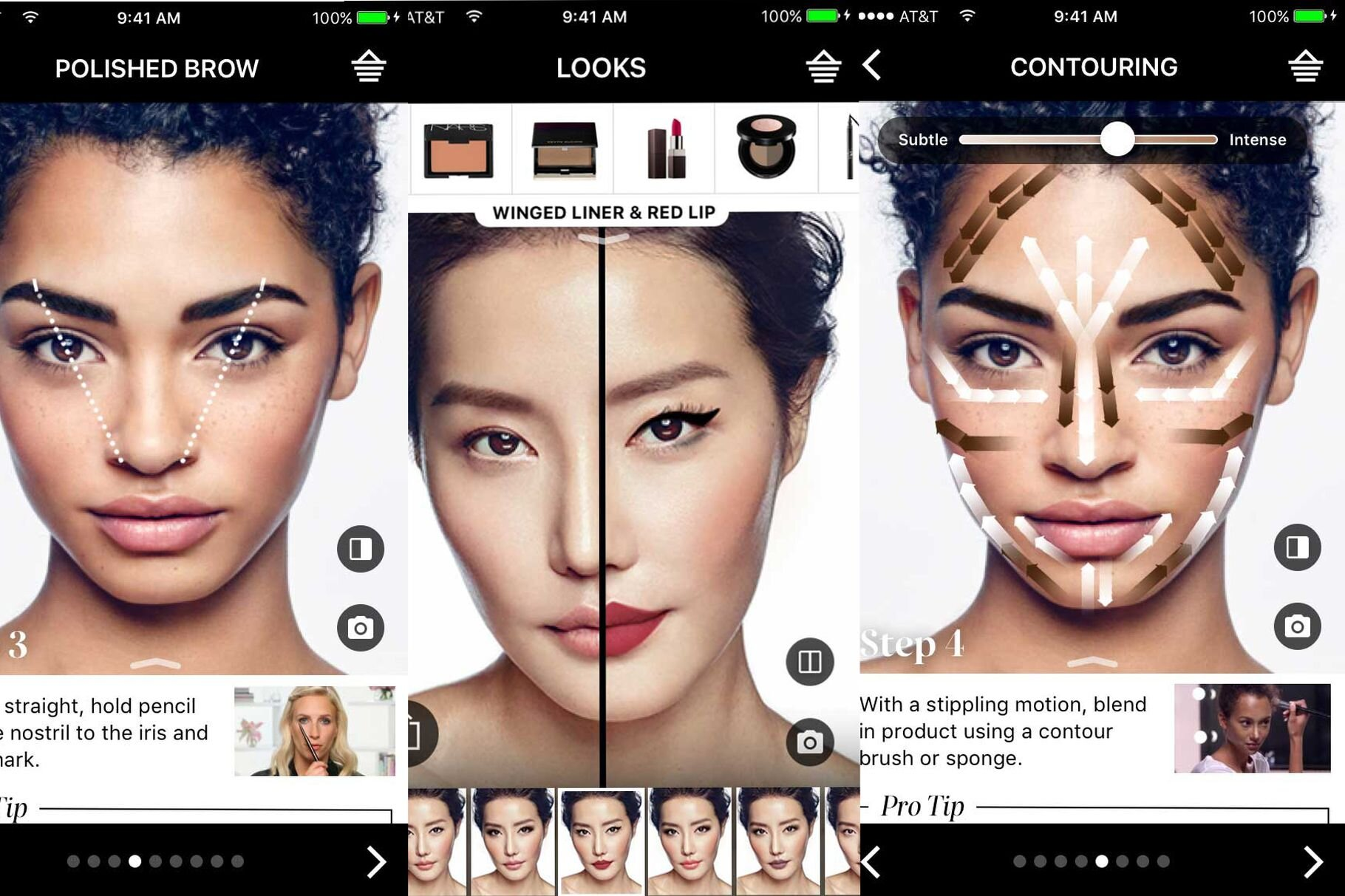 Sephora's Virtual Assistant App