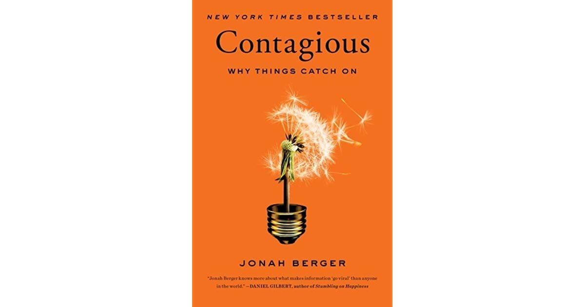 Contagious, Why Things Catch On