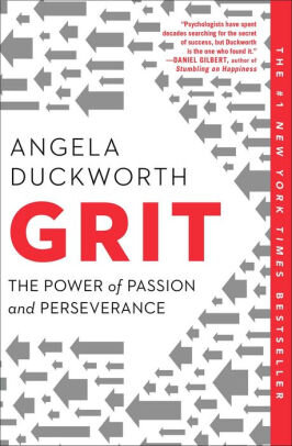 Grit ,  The Power of Passion and Perseverance