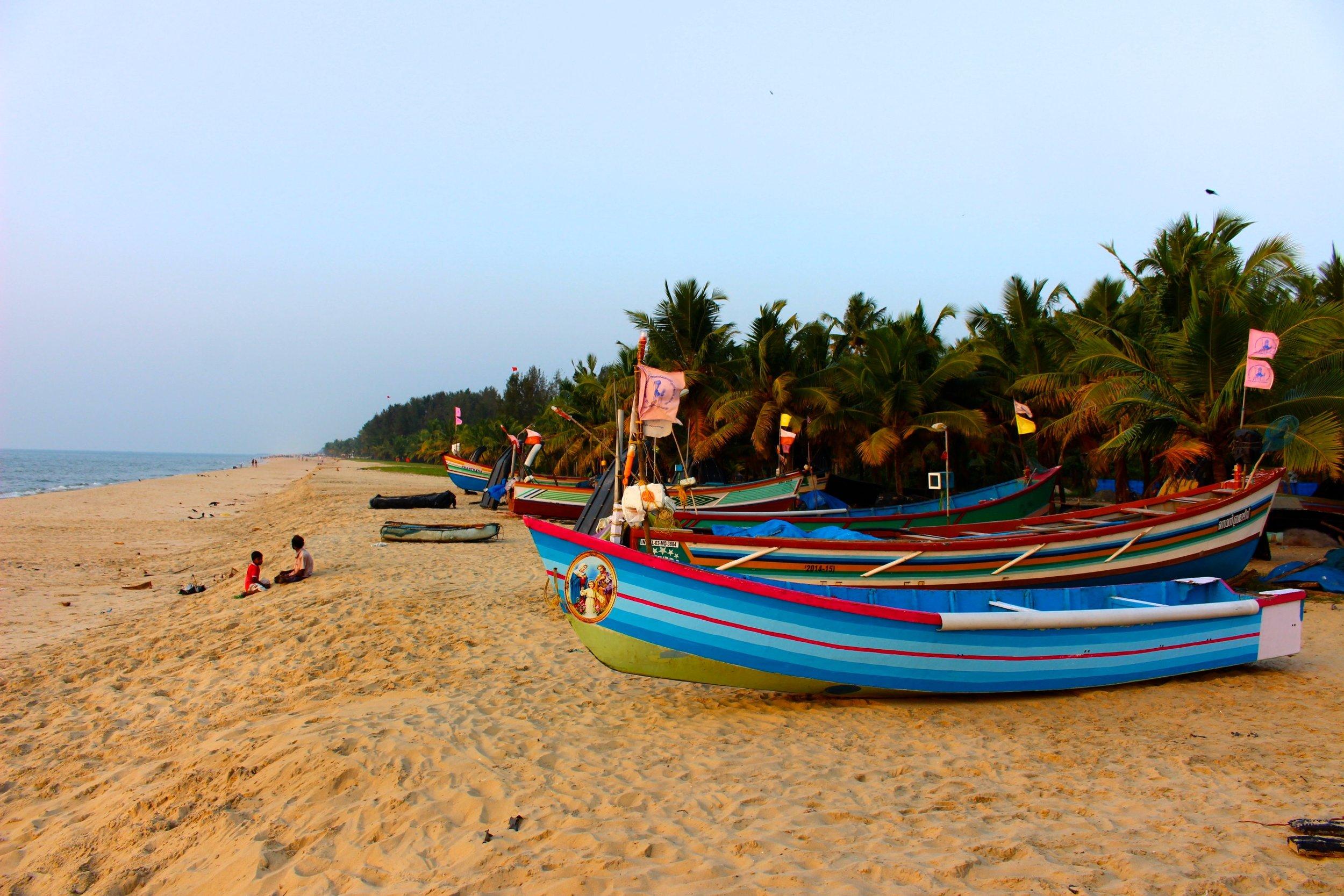 marari-beach-kerala-inde