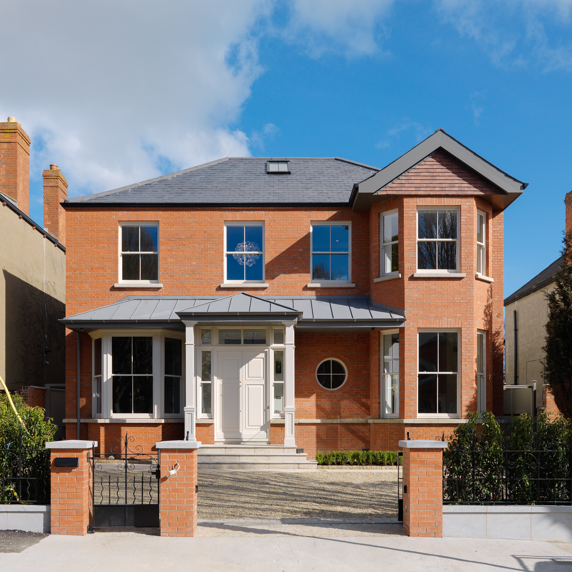 TWO-STOREY RED BRICK HOUSE   CLONTARF