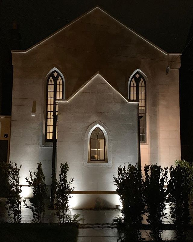 Newly completed church conversion in South Dublin.
