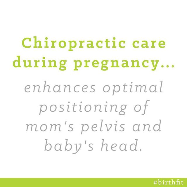 🤓🤓If you don't know how beneficial chiropractic care is (in general, but especially) during pregnancy...where have you been??? Let us help you have the best best besttttt possible pregnancy, birth, and postpartum, and life ... hit up your local BIRTHFIT Chiro.