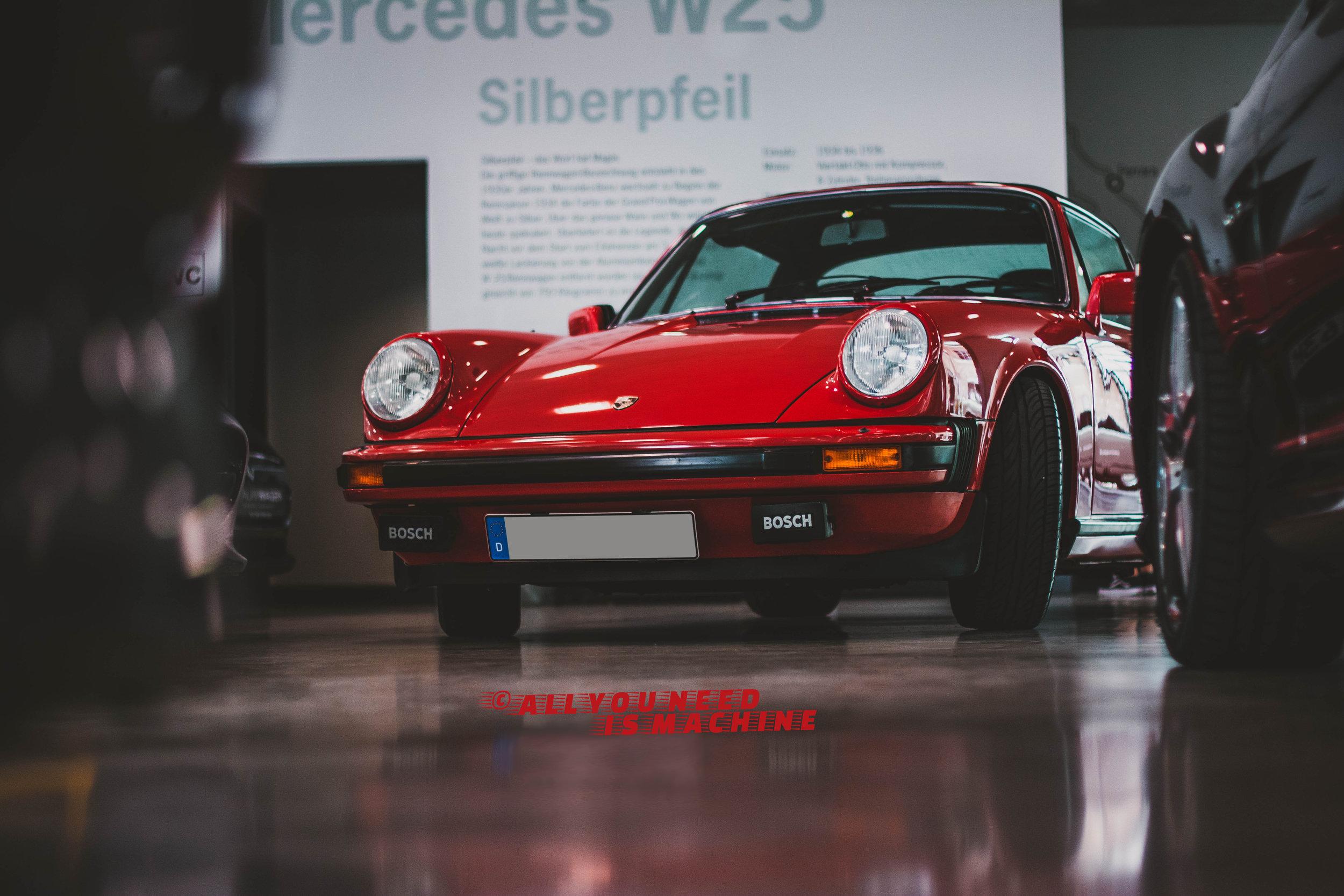 Porsche from Germany Neu-Ulm Oldtimerfabrik Classic Halle